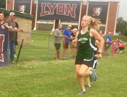 West Side cross country runners place high at Lyon