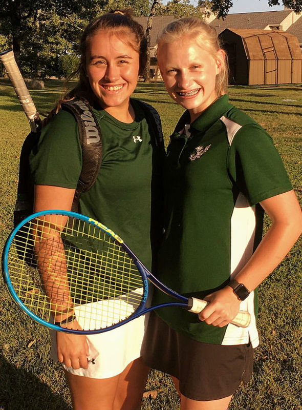 Tennis Competes at State Match