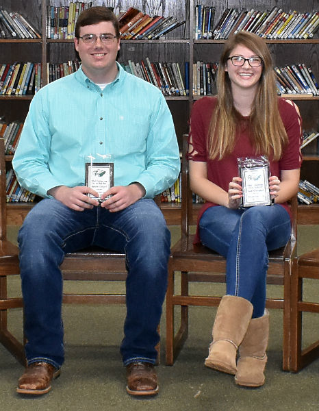High School Students Win Academic Awards